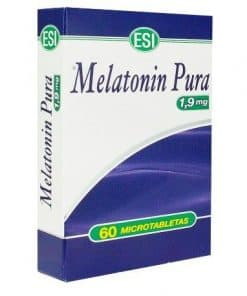 Comprar Melatonin Pura 1.9 Mg 60 Tabletas Esi