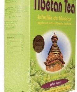 Comprar Té Tibetano Sabor Limón 30 Bolsitas de té 60 gr - Depuración del Organismo