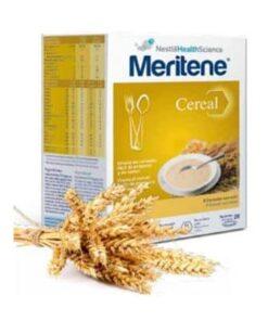 Meritene Cereal 8 Cereales Miel 300 Gr 2 Sobres
