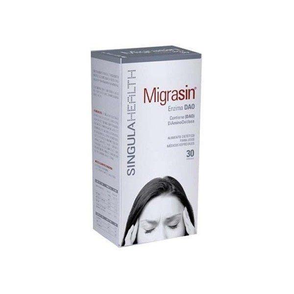 Comprar Migrasin 30 Cápsulas