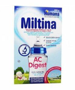 Miltina AC Digest 800 Gr Trastornos Digestivos