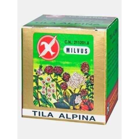 Comprar Milvus Tila Alpina 10 Filtros