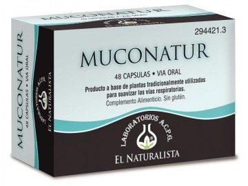Comprar El Naturalista Muconatur 48 Cáps