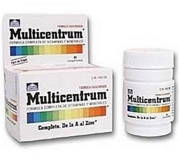 Comprar Multicentrum con Luteina