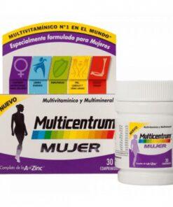 Comprar Multicentrum Mujer 30 Comprimidos