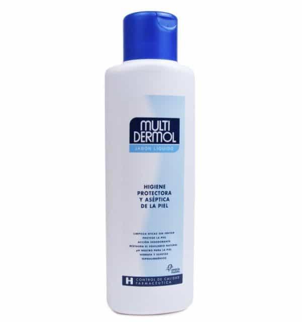 Multidermol Jabón Liquido 750 ml
