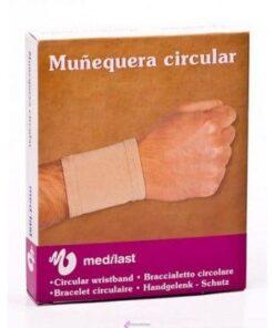 Muñequera Medilast Circular Talla Pequeña