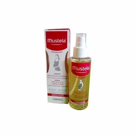 Comprar Mustela 9 Meses Aceite Estrías Spray 105 ml + Estuche