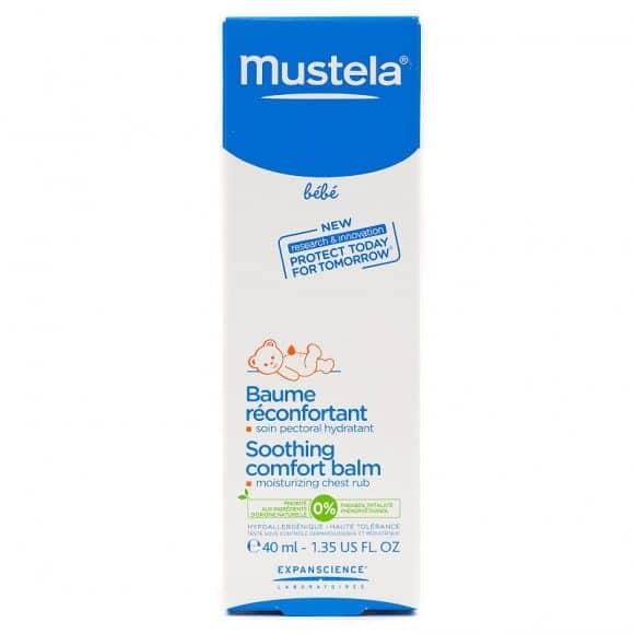 Comprar Mustela Bálsamo Reconfortante Pectoral 40 ml