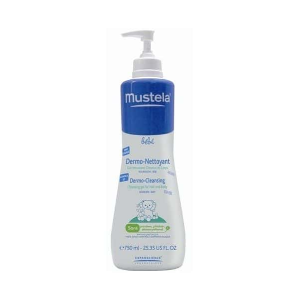 Comprar Mustela Gel Dermo Limpiador 750 ml