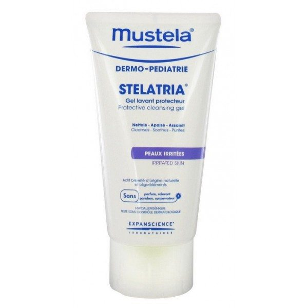 Mustela Stelatria Gel Lavante Protect 150 ml