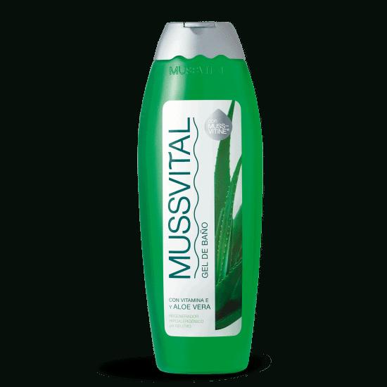 Comprar Mussvital Gel Baño Aloe Vera 750 Ml