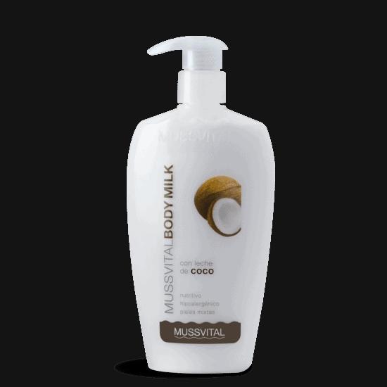 Comprar Mussvital Body Milk Leche Coco 300 Ml