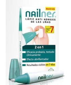 Nailner 2 En 1 Lápiz Antihongos 4 ml
