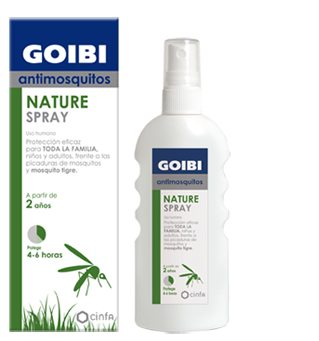 Comprar Goibi Antimosquitos Natural Spray 100 Ml