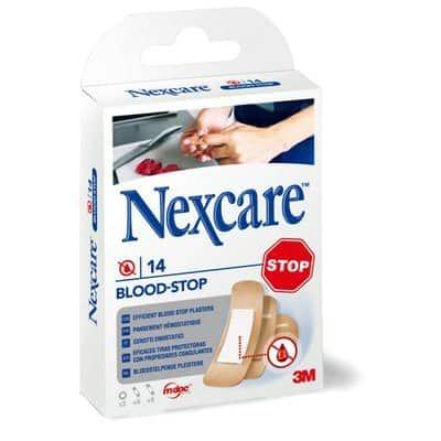 Comprar Nexcare Blood Stop 14 Ud