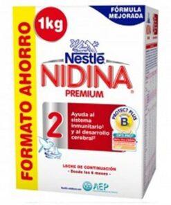 Comprar Nidina Premium 2 Leche de Continuación