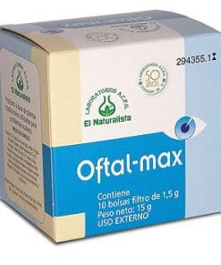 El Naturalista Oftalmax 10 Bolsas