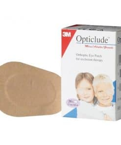Opticlude Parche Ocular Adultos 20 uds