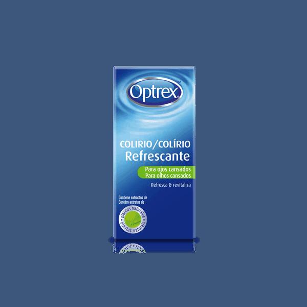 Comprar Optrex Colirio Refrescante Ojos Cansados 10 ml