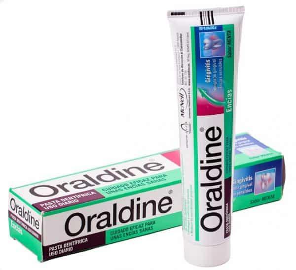 Comprar Oraldine Encías Pasta Dentífrica 125 ML