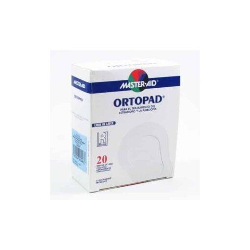 Comprar Parches Oculares Ortopad Regular 20 Ud