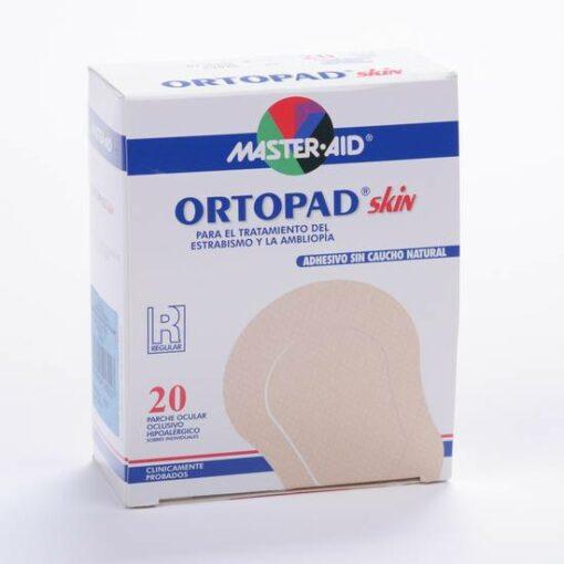 Comprar Parches Oculares Ortopad Skin Regular 20 Ud