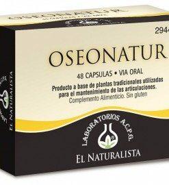 Comprar El Naturalista Oseonatur 48 Cáps