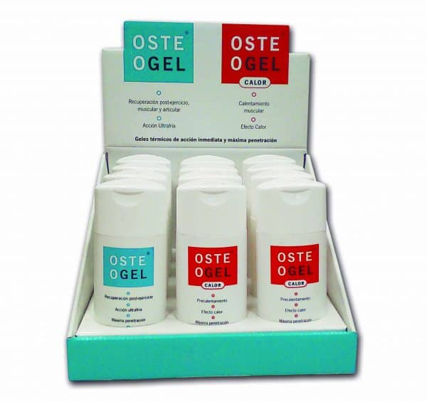 Osteogel Calor