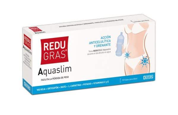 Comprar Redugras Aquaslim Monodosis 10 Viales