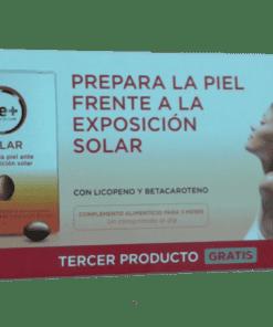Comprar Pack Ahorro Be+ Solar Complemento Alimenticio Ante Exposición Solar 3*30 comprimidos