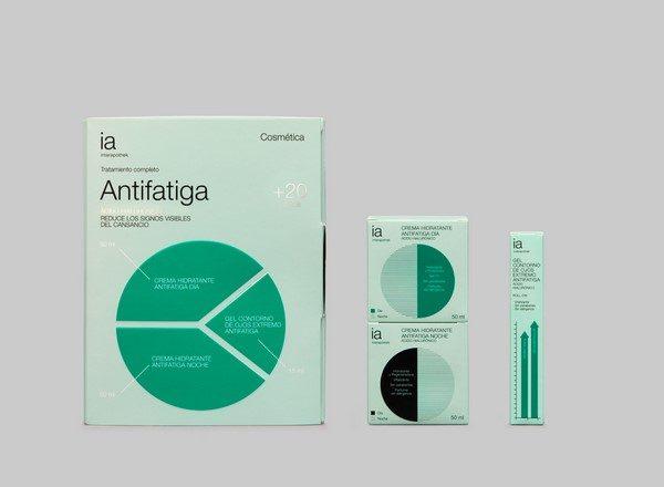 Pack Caja/Regalo Tratamiento Antifatiga de Interapothek