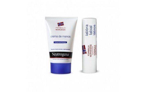 Comprar Pack Neutrogena Crema de Manos 50ml + 1 Stick Labial SFP20