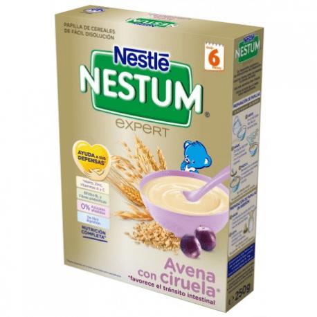 Comprar Nestlé Nestum Avena Con Ciruelas 250 Gr