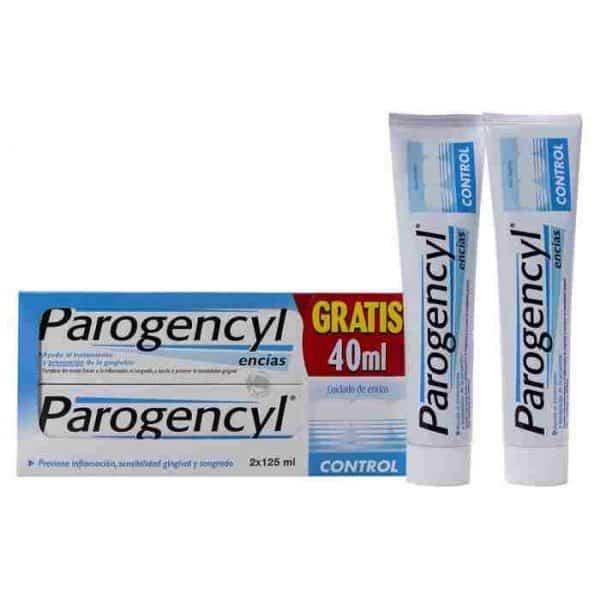Comprar Parogencyl Control de Encías Pasta Dental 125 ml 2 uds - Fortalece las encías