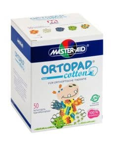 Comprar Ortopad For Boys Parche Ocular Junior 50 Ud