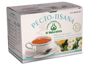 Comprar El Naturalista Pecto-Tisana 20 Bolsas