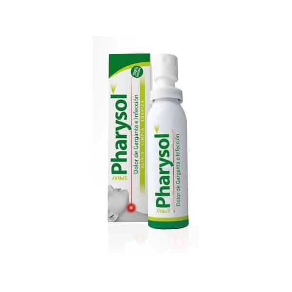 Comprar Pharysol Spray 30 Ml - Alivio Dolores e Infecciones de Garganta