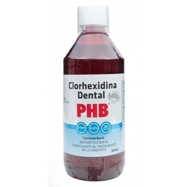 Comprar Phb Colutorio Clorhexidina 0