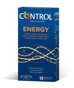 Preservativos Control Energy 12 Unidades