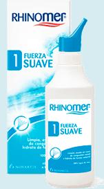 Rhinomer Limpieza Nasal F-1 Nebulizador 210 - Contribuye a la descongestión Nasal