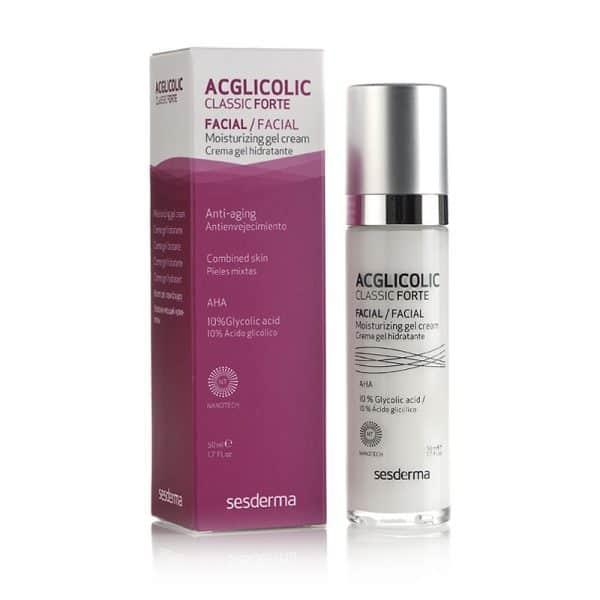 Comprar Acglicolic Classic Crema Gel Hidrat 50Ml - Crema Gel Antienvejecimiento