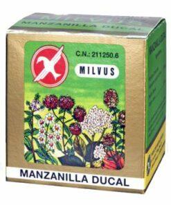 Manzanilla Ducal Milvus 10 Filtros