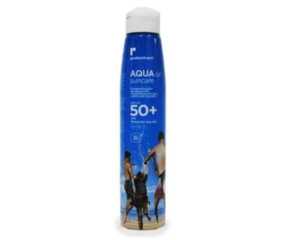 Comprar Protextrem Spray Gel Aquaoil Suncare 50+ - Protector Solar