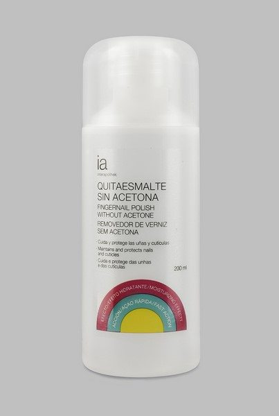 Quitaesmalte Sin Acetona 200 ml de Interapothek