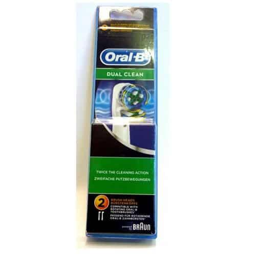 Recambio Cepillo Eléctrico Oral B Dual Action