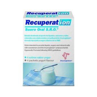 Recuperation SRO Suero Oral 250ml - Rehidratación