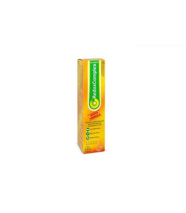 Comprar Redox Complex 15 Comprimidos Efervescentes
