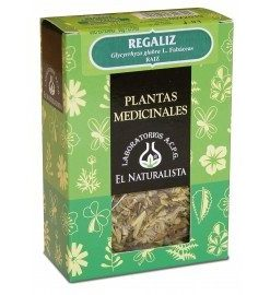 Comprar El Naturalista Regaliz 80 Gr
