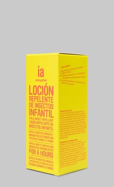 Repelente de Insectos Infantil 100 ml